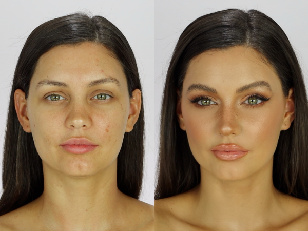 Bronze Staple Makeup Tutorial